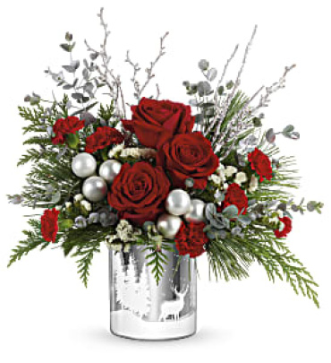 Teleflora\'s Wintery Wishes