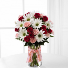 The FTD Sweet Surprises Bouquet