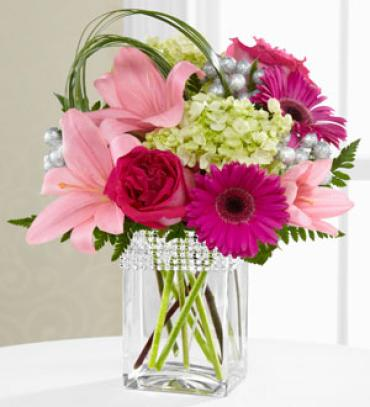 FTD Blooming Bliss Bouquet