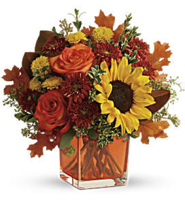 Teleflora\'s Hello Autumn Bouquet