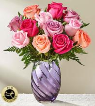 The FTD Make Today Shine Rose Bouquet