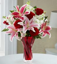 Striking Stargazer Bouquet