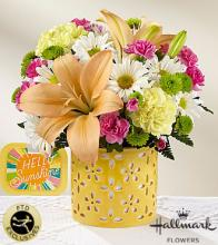 The FTD Brighter Than Bright Bouquet by Hallmark