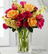 Beauty & Grace Bouquet by Vera Wang
