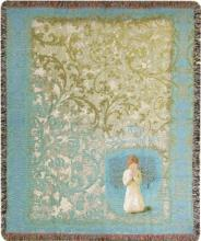 Willow Tree~ Angel of Prayer Throw