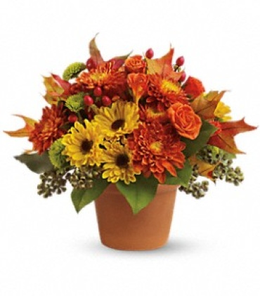 The Fall Glow Bouquet