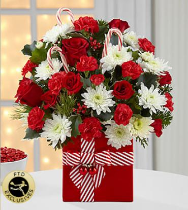 Holiday Cheer Bouquet