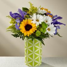 The FTD Sunflower Sweetness Bouquet
