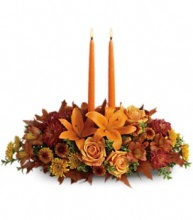 Teleflora Family Gathering Centerpiece