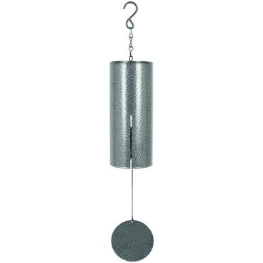 "18"" Signature Series Cylinder Bells Pewter Fleck"