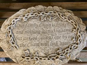 Family Chain Stone (Small)