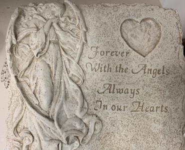 Forever with the Angels Stone