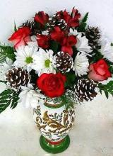 The Laura Ashley Christmas Bouquet