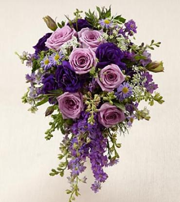 The Lavender Garden Bouquet